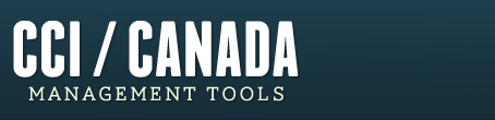 CCI / Canada Management Tools